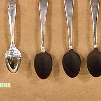 Chocolate-Covered Spoons