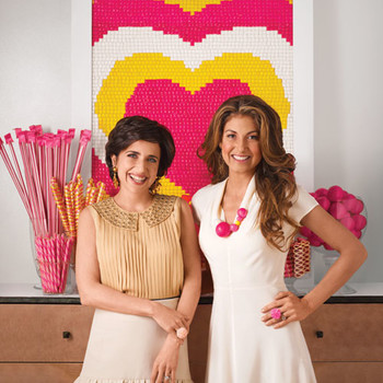 A Candy-Themed Bridal Shower for Dylan Lauren