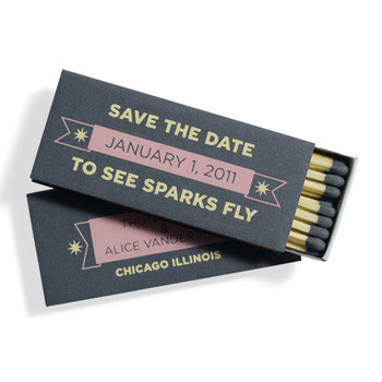 Matchbook Save-the-Date How-To and Clip Art