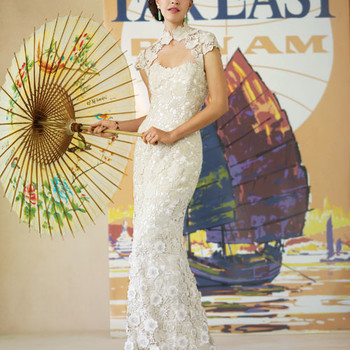 Wedding Dresses Inspired by Global Destinations