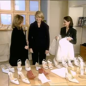 Selecting Bridal Shoes, Part 1