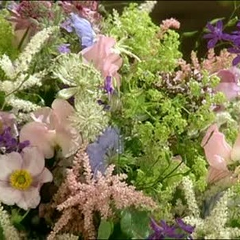 How to Make Cascading Bouquets