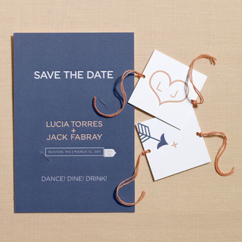 Spinning Save-the-Date How-To and Clip Art