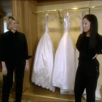 Wedding Dresses with Vera Wang