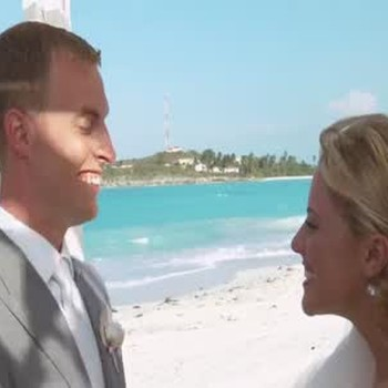Bahama Destination Wedding, Part 1
