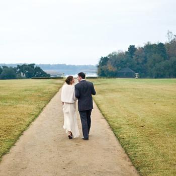 Real Wedding: Caroline and Keating, Charleston, South Carolina