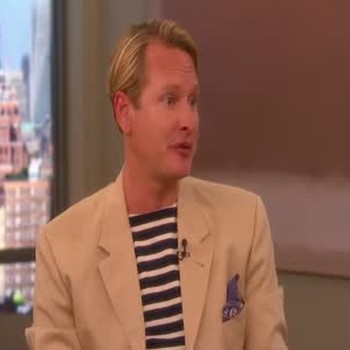 Fashion Expert Carson Kressley Part 2
