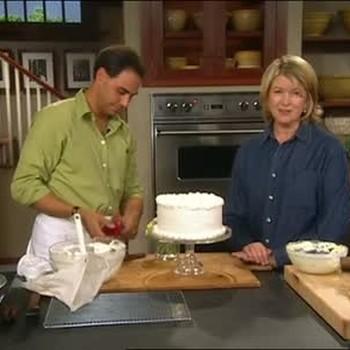 John Barricelli Makes a Zuppa Inglese Cake