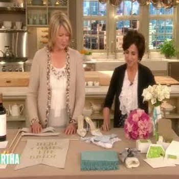 "Planning Ideas from ""Martha Stewart Weddings"""