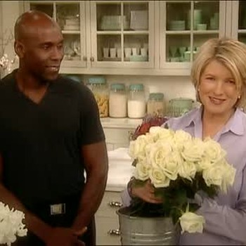Wedding Rose Centerpiece With Preston Bailey
