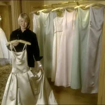 How to Choose Bridesmaid Dresses at Vera Wang's