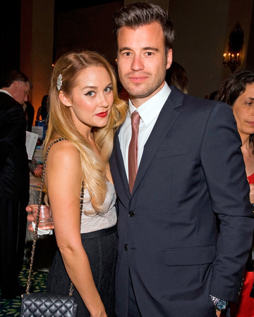 Lauren Conrad and William Tell
