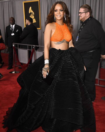 Rihanna Grammy Awards 2017