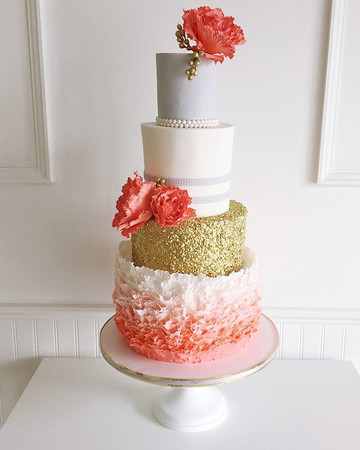 20 Cake Makers to Follow on Instagram | Martha Stewart Weddings
