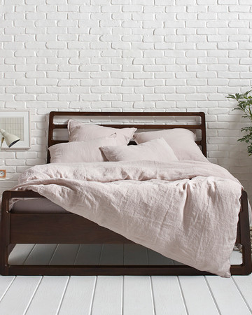 Parachute Blush Bedding