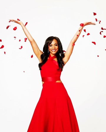 Rachel Lindsay is the new Bachelorette