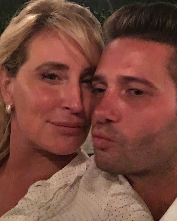 Sonja Morgan Josh Flagg
