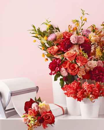 Bouquet Favors