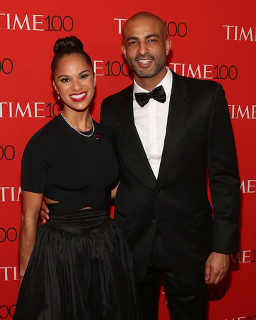 Misty Copeland Olu Evans Married