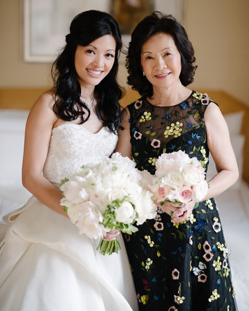 Mother of the Bride Embroidered Dress
