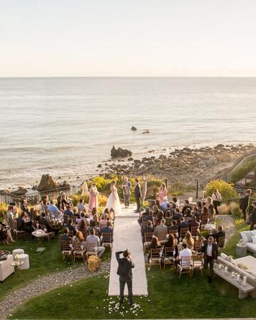 Amy Schumer Wedding Ceremony
