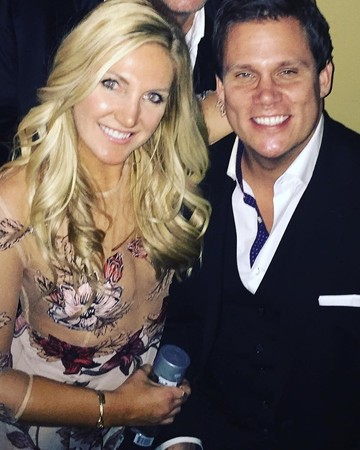 Bob Guiney and Jessica Canyon