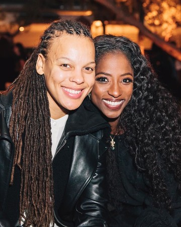 Rutina Wesley and Chef Shonda Engaged