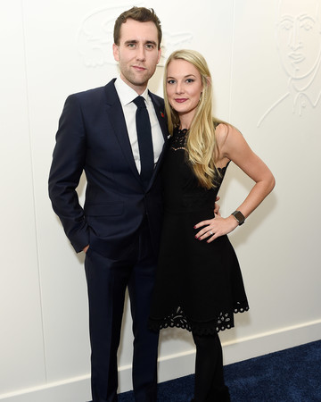 Matthew Lewis and Angela Jones