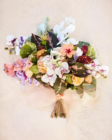 Bright Exotics Beachy Bouquet
