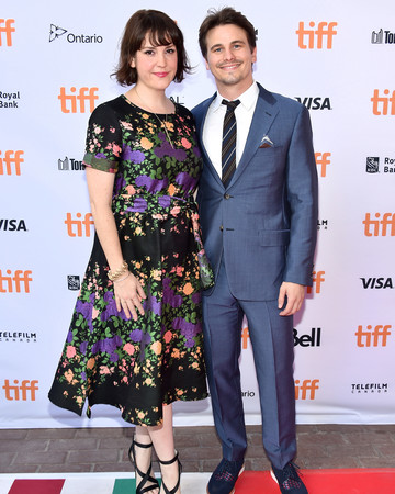 Melanie Lynskey and Jason Ritter