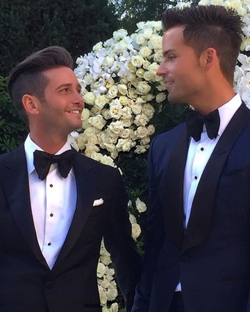 Josh Flagg and Bobby Boyd