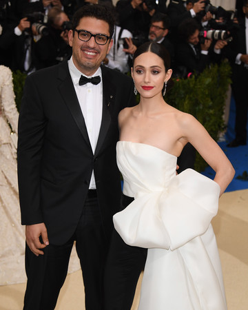 Emmy Rossum Marries Sam Esmail