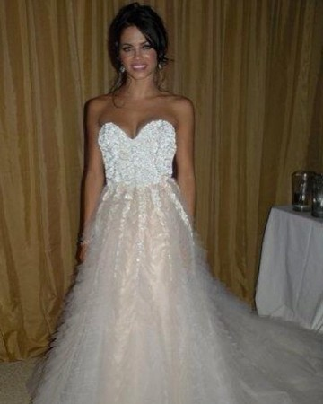 Jenna Dewan Tatum Wedding Dress