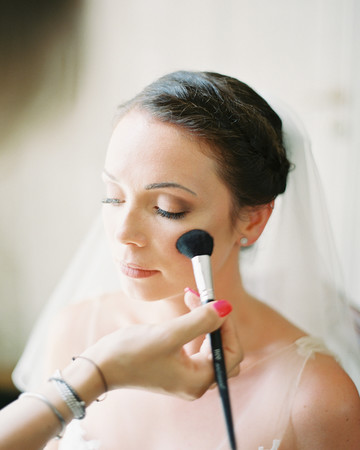 Bride Makeup Trial