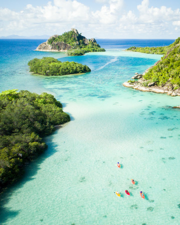private island honeymoons bawah