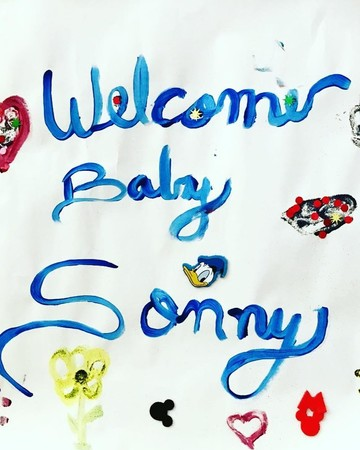 Whitney Port's birth announcement of new son Sonny Sanford