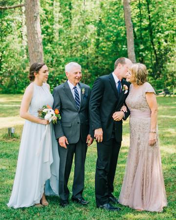 elizabeth jake georgia wedding family