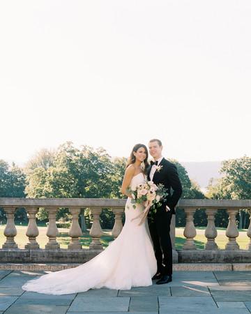 jessica brian wedding couple