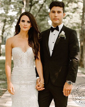 Dan Smyers Abby Law Wedding Photo