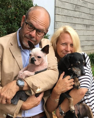 alton brown and elizabeth ingram
