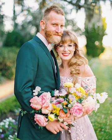catherine john micro wedding couple perry vaile