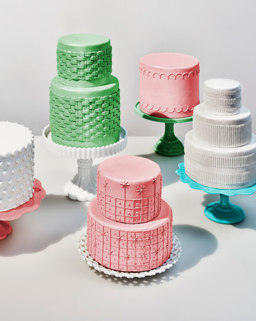 glass cake pastel milk glass