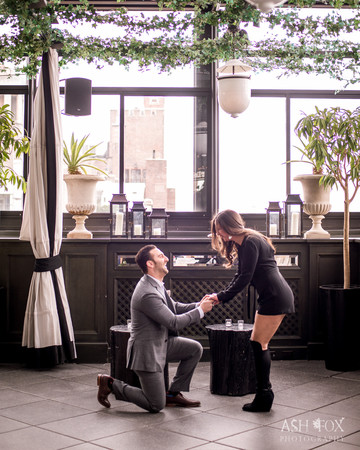 Proposal Photo from Professional Proposal Photographer