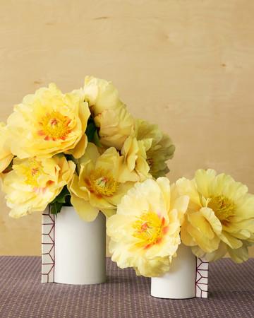 david stark design bookbinding vase