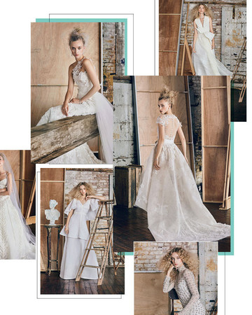 Moda Operandi x Tiffany Bridal Collection