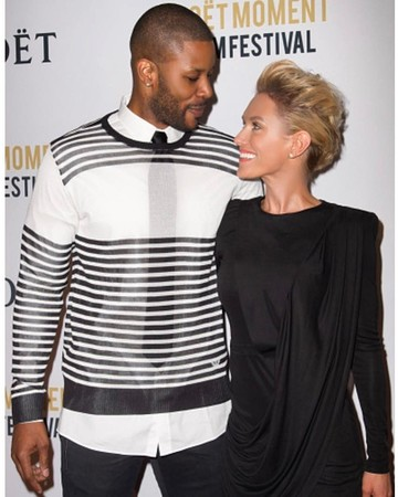 Nicky Whelan and Kerry Rhodes on the Red Carpet