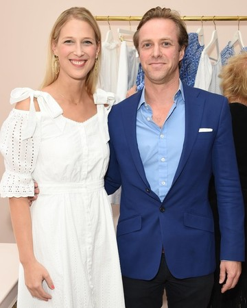 Lady Gabriella Windsor and Thomas Kingston