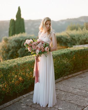 wedding reception dresses one shoulder sheath