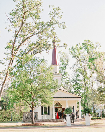 stefanie drew wedding church