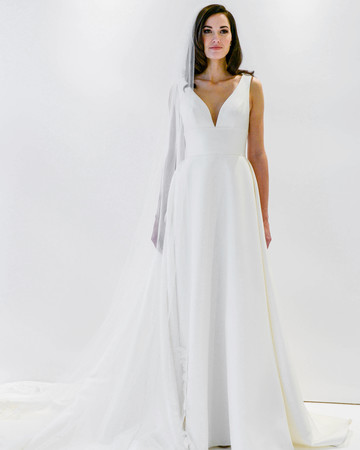 watters wtoo v-neck a-line wedding dress spring 2018